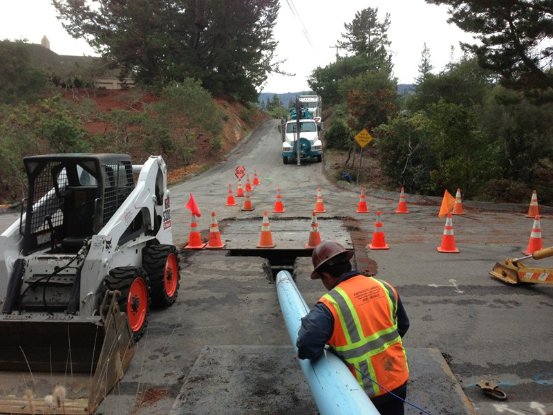 Bay Area Trenchless Drilling San Mateo