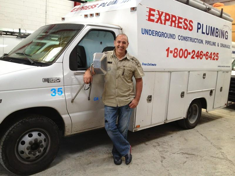 EMERGENCY CLOGGED DRAIN CLEANING SERVICE SAN MATEO