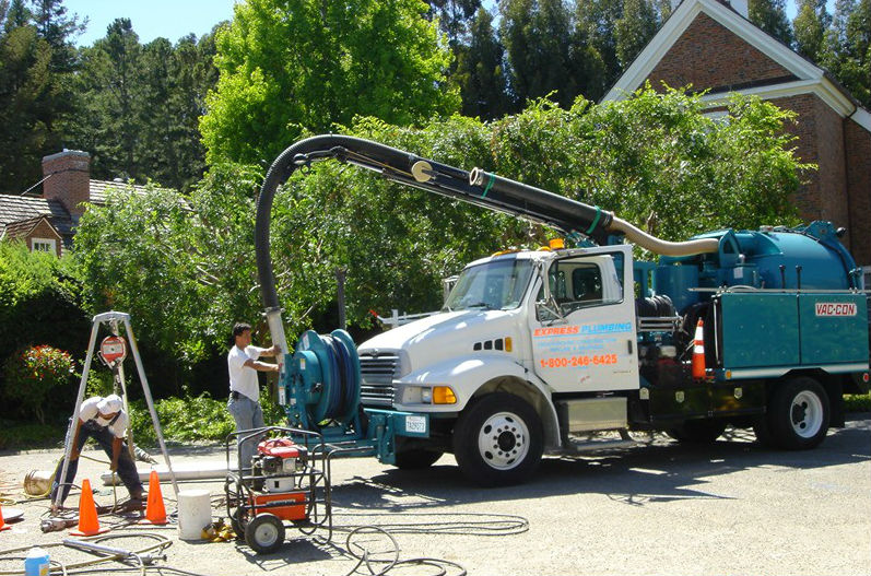 HydroJetting Services Sewer Line