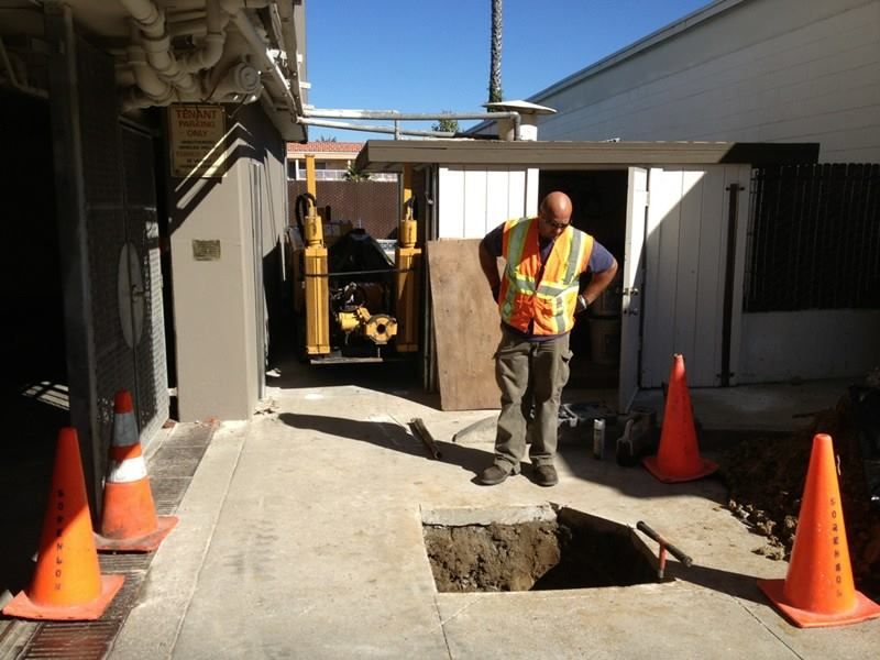 Slab Leak Detection and Repair in San Mateo by Express Plumbing