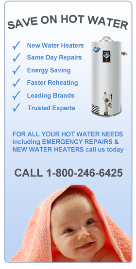 Tankless Water Heater Repair & Installations San Mateo