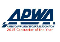 Best Bay Area Plumbing Contractor by APWA