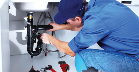 clogged garbage disposal repair and installation