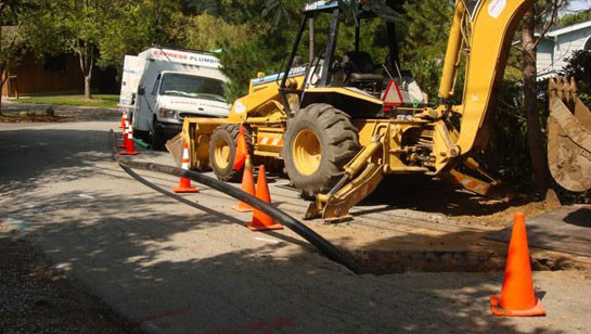septic tank to sewer conversion