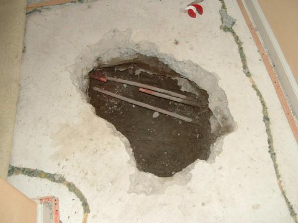 Slab Leak Detection Slab Leak Repair Express Plumbing