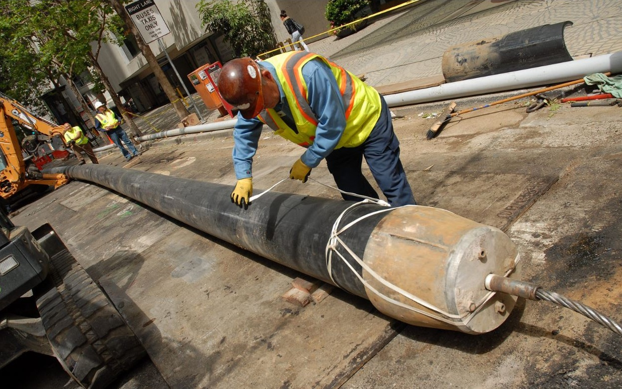San Francisco Underground Utilities Amp Trenchless Sewer