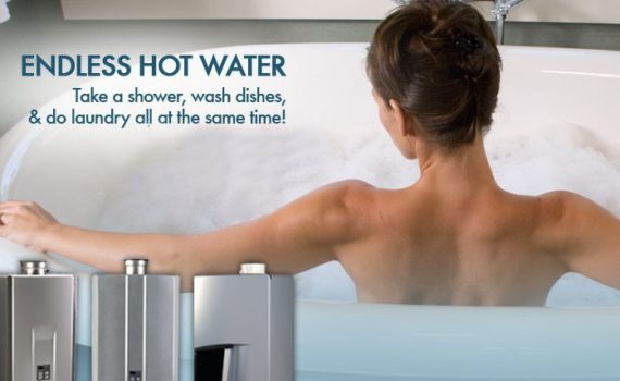 Tankless Water Heater Endless Water