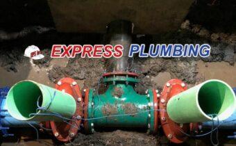 plumbing pipes by express plumbing