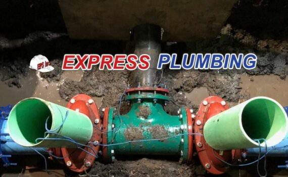 plumbing pipes by express plumbing