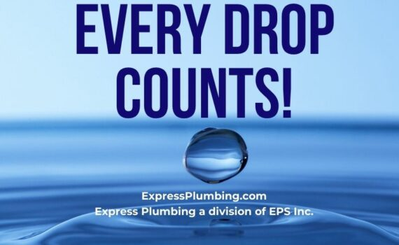save water in the home - bay area plumbers