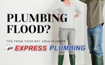 Plumbing flood floor drying tips