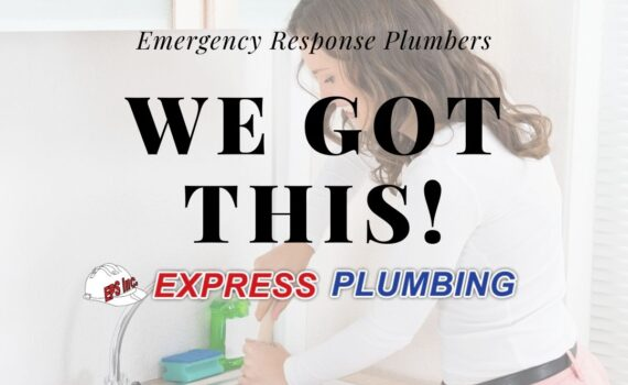 Emergency response plumbers bay area